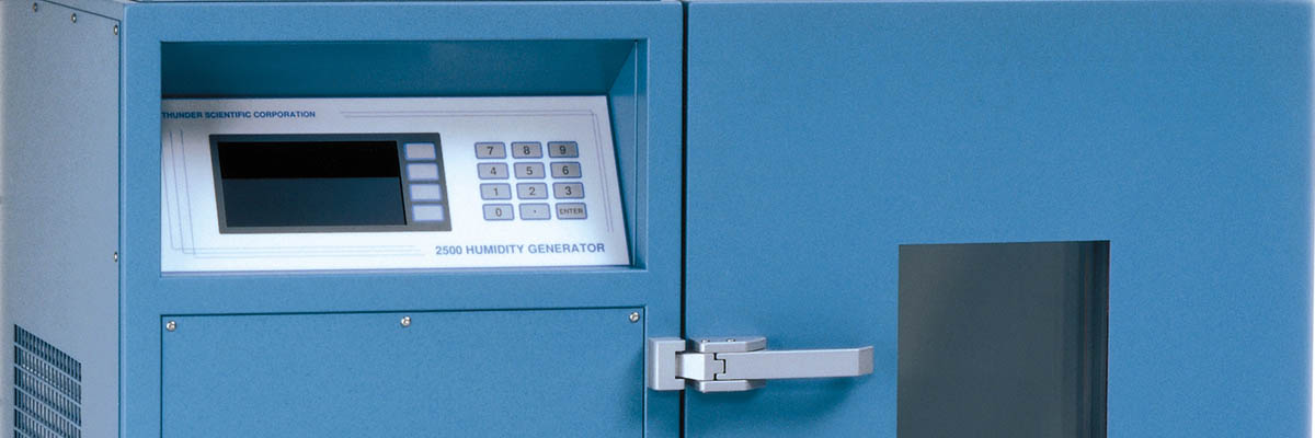 2500 Generator - MBW Calibration AG